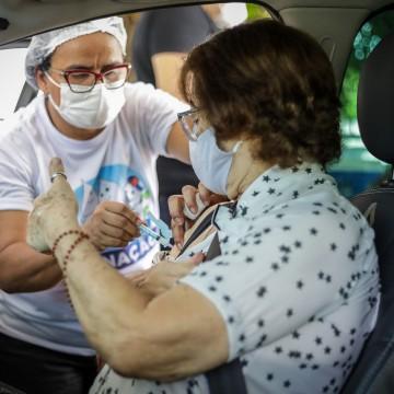 Jaboatão abre cadastro para vacinar pessoas a partir dos 68 anos de idade