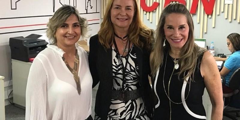 Anabela Alencar, da Odontocape, e Paula Meira, da Interne, conversam sobre negócios e perspectivas para 2020