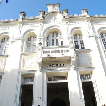Câmara do Recife decide fechar as portas e realizar sessões virtuais para votação