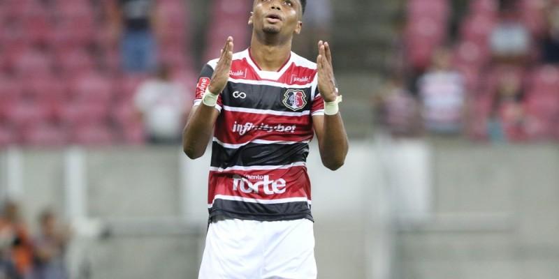 Jovem de 19 anos fez 28 jogos na temporada onde marcou 5 gols