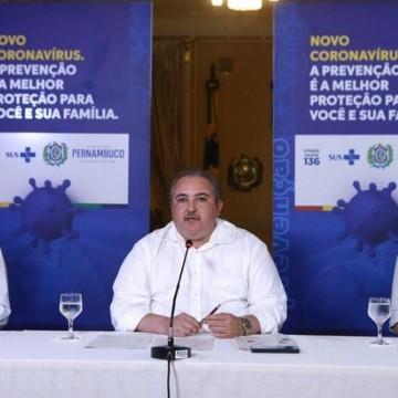 Registrada primeira morte em Pernambuco por coronavírus