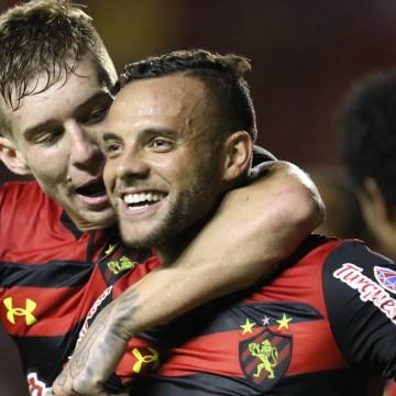Sport encara Paraná precisando se recuperar na Série B