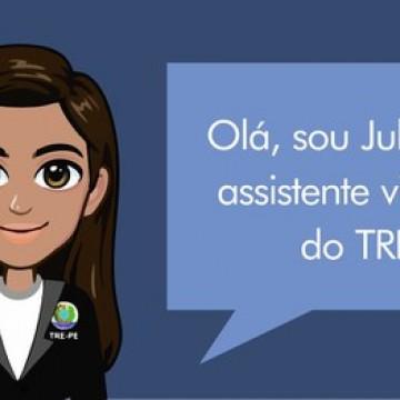 TRE-PE lança assistente virtual para tirar dúvidas do eleitor