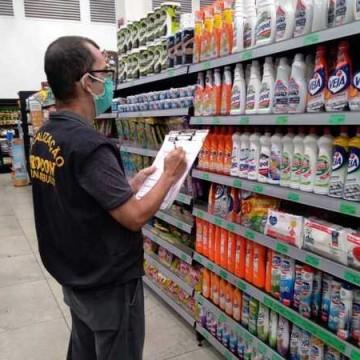 Procon registra aumento no valor da cesta básica na Região Metropolitana do Recife