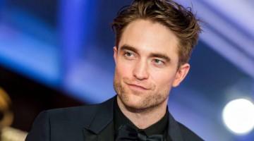 Robert Pattinson foi diagnosticado com covid-19