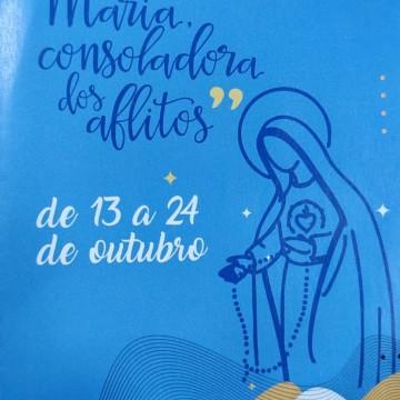 Paróquia Nossa Senhora de Fátima promove comemoração à sua padroeira