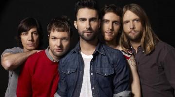 Maroon 5 anuncia show em Recife em 2020