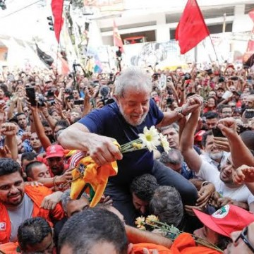 Lula participará do Festival Lula Livre em Recife neste domingo