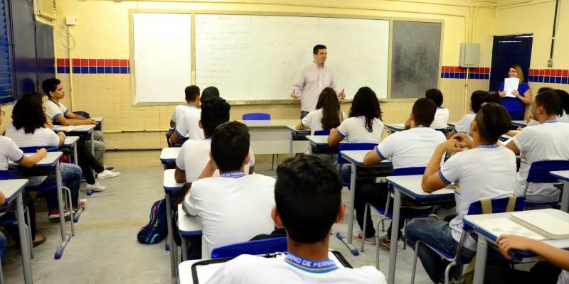Em Jaboatão, são oferecidas 14.531 vagas para o ano letivo de 2020