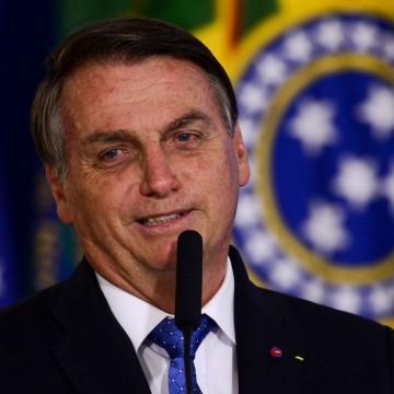 Bolsonaro se reúne com presidente do STF