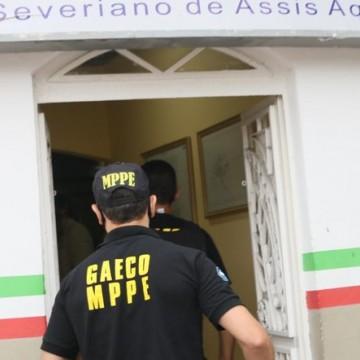 Presidente da Câmara de Vereadores de Sanharó é afastado das funções
