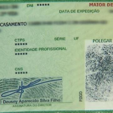Pernambuco inicia processo para obtenção do novo modelo de identidade