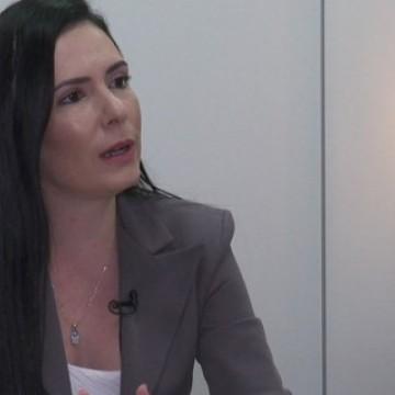 Patrícia Domingos: 'Da minha parte, não há aresta nenhuma'