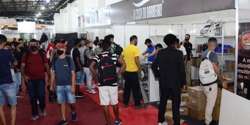 A organização da feira busca movimentar em negócios aproximadamente R$5 milhões de reais
