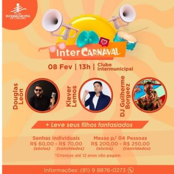 Clube Intermunicipal resgata tradicional prévia carnavalesca neste sábado