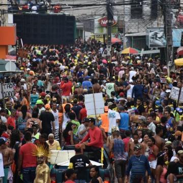 Carnaval de Paulista não registra homicídios