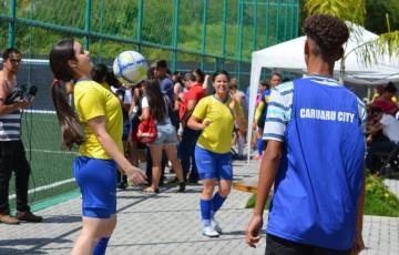Inscrições abertas para o 2º Festival Feminino de Futebol de Caruaru