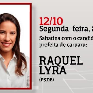 Panorama CBN: Entrevista com a candidata a Prefeita de Caruaru Raquel Lyra - PSDB