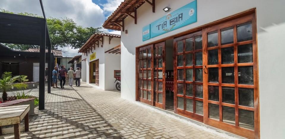 Polo Gastronômico da Feira de Artesanato é inaugurado em Caruaru