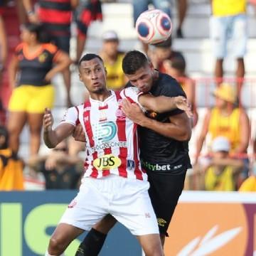 Com time alternativo, Náutico encara Vitória-PE na Arena de Pernambuco