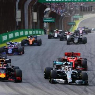 Brasil fica de fora do calendário da Fórmula 1
