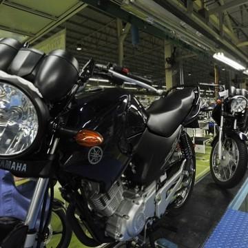 Número de motocicletas emplacadas em novembro cai em relação a outubro