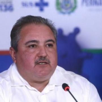 Covid-19: André Longo diz que o estado seguirá o Programa Nacional de Imunizações