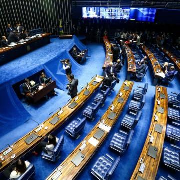 Após teste com três parlamentares, Senado terá primeira sessão remota
