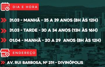 Profissionais da odontologia serão imunizados em Caruaru