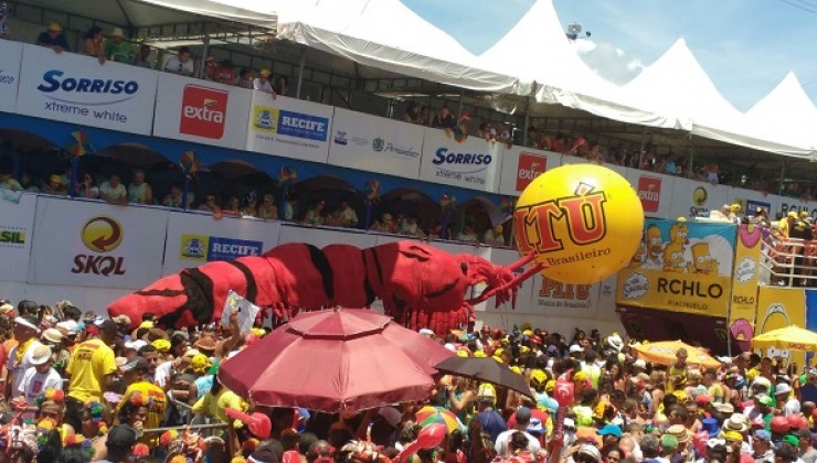 Carnaval recebe patrocínios cada vez mais diversificados
