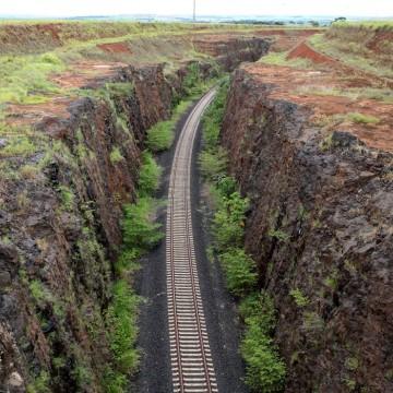 Governo quer dobrar participação do modo ferroviário em oito anos