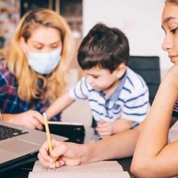 Panorama CBN: O processo de alfabetização infantil em período de pandemia