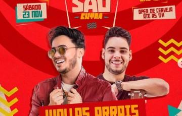 Mansão Forró promove Evento Sábado (23/11)