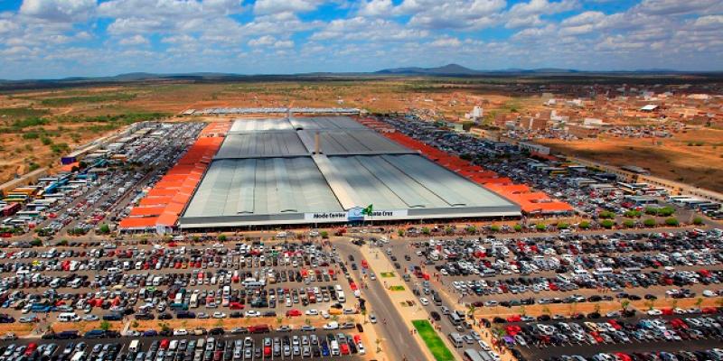 As feiras de Caruaru, Toritama e Santa Cruz do Capibaribe estão suspensas por tempo indeterminado.