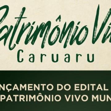 Encerram nesta quinta-feira, as inscrições para o 1º Edital Público do Registro do Patrimônio Vivo de Caruaru
