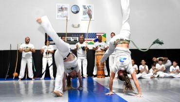 Capoeira nos EUA