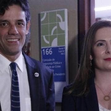 Com apoio de Daniel a Patrícia, convenção do Podemos e Cidadania será conjunta
