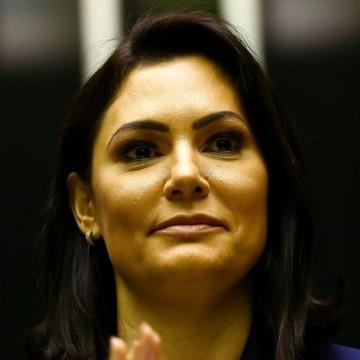 Michelle Bolsonaro diz que testou negativo para Covid-19