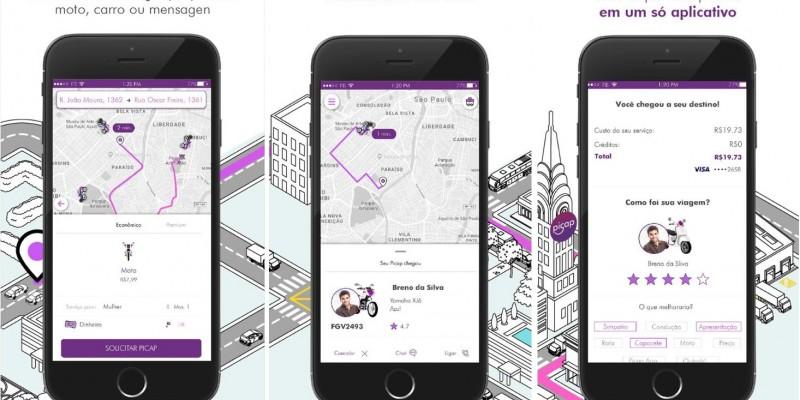 Mesmo sem regulamentação, app está em testes desde Julho