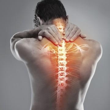 Lombalgia, uma das causas de dores na coluna