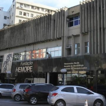 Hemope solicita que os pernambucanos bem de saúde façam doações de sangue
