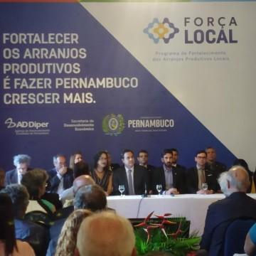 Programa de Fortalecimento dos Arranjos Produtivos Locais é lançado em Pernambuco