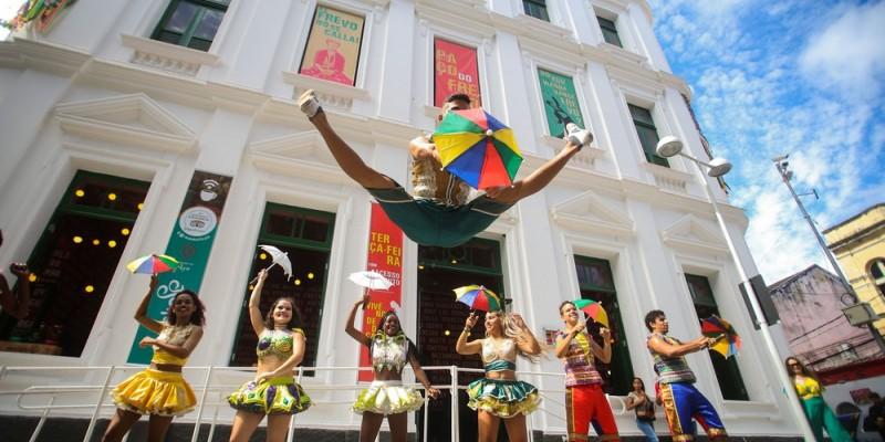 O evento acontece no domingo (5), com concentração às 15h30 da tarde, no Marco Zero, no Bairro do Recife