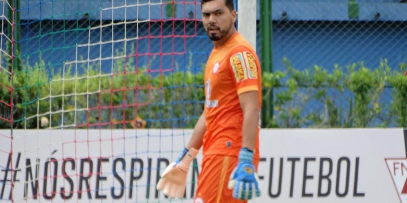 Recém-contrato, atleta disputa posição com Mailson e Luan Polli