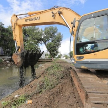 Olinda inicia nova fase das obras em trecho do Canal Bultrins-Fragoso