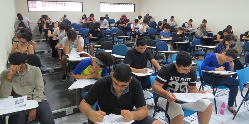 O estado de Pernambuco teve o menor número de inscritos no exame desde 2008
