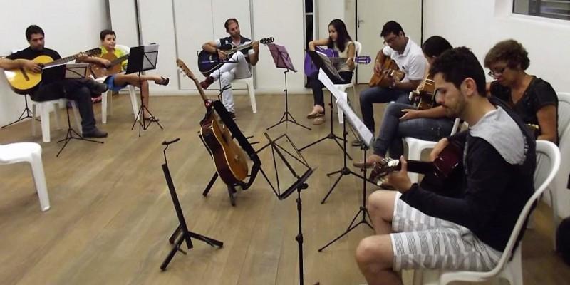 O espaço cultural vai abrigar a apresentação dos alunos dos cursos de música e teatro do Sesc Caruaru