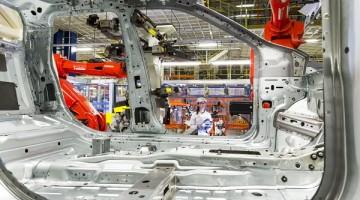 Produção industrial cresceu 8% de junho para julho, diz IBGE
