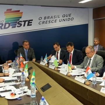 Governadores do Nordeste lançam consórcio para a região