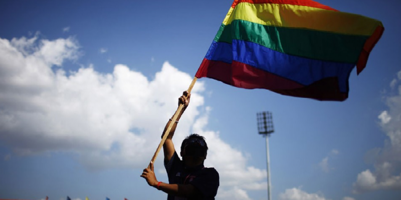 A cada 23 horas, uma pessoa morre por conta da homofobia no Brasil